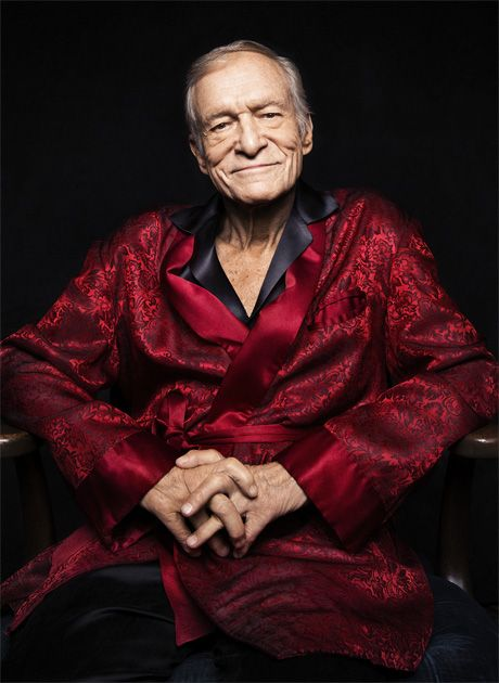 Hugh Hefner Esquire Interview - The Perfect Life of Hugh Hefner - Esquire