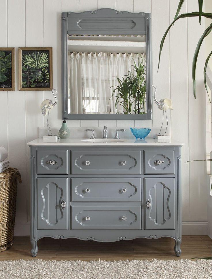 54 migliori immagini cottage style vanities su pinterest for Cottage molto piccoli