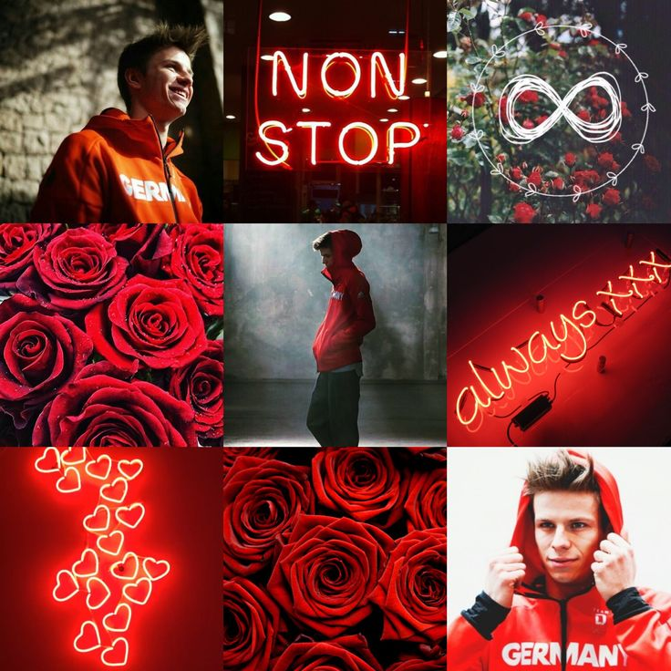 I created this | Andreas Wellinger Aesthetic | Red Aesthetic ❤️