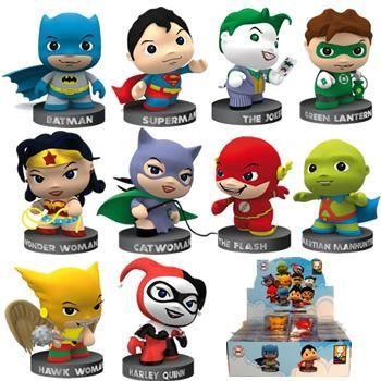 DC COMICS - Assortiment de Mini- Figurines X 16 - Achat / Vente figurine - personnage DC COMICS - Assortiment de - Cdiscount