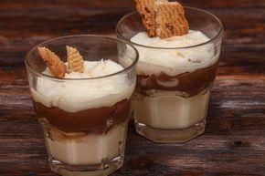 Csokis-kókuszos desszert