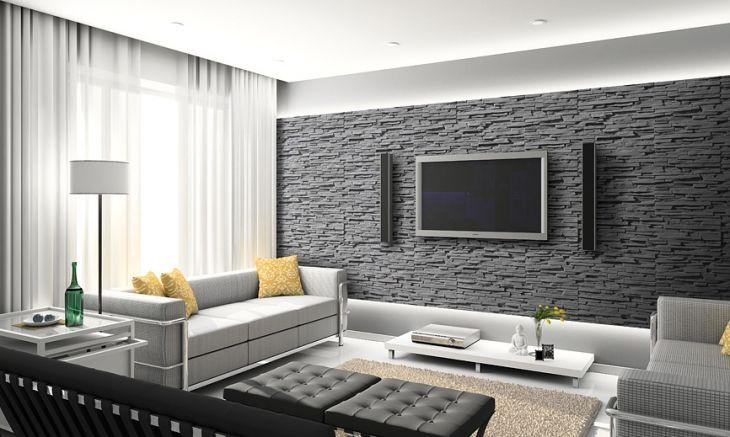 kamień dekoracyjny do salonu