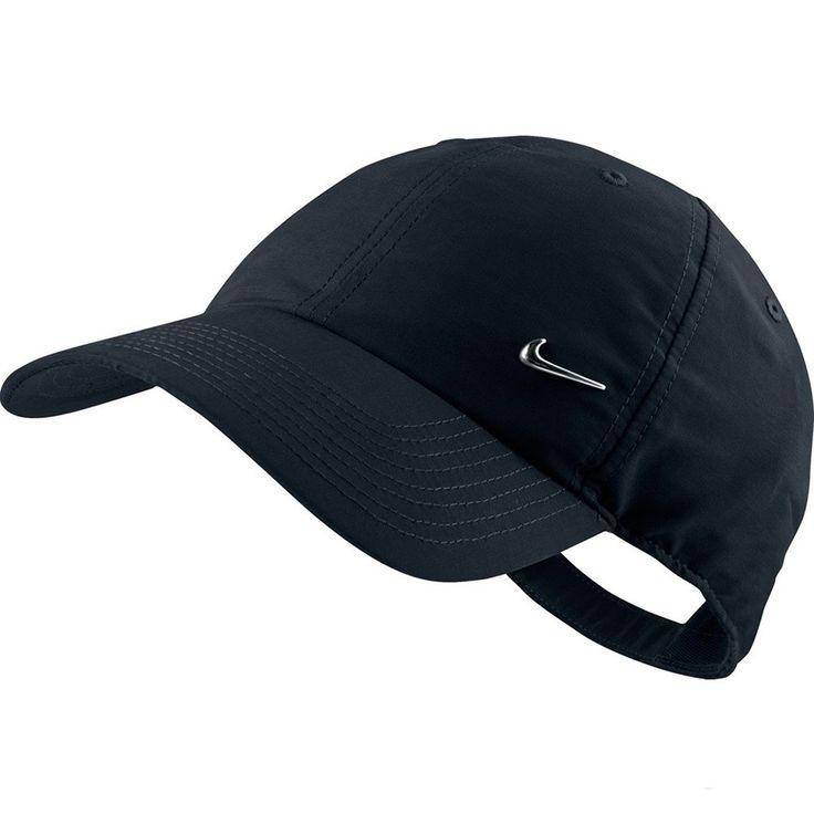 Παιδικό ρυθμιζόμενο καπέλο Nike Metal Swoosh - 405043-010