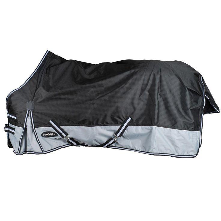Sterke, waterdichte deken met 100 grams vulling. Geschikt als regendeken of voor gebruik in het vroege voor- en najaar. #Pagony #Tiger http://www.divoza.com/nl/pagony-tiger-100-winterdeken