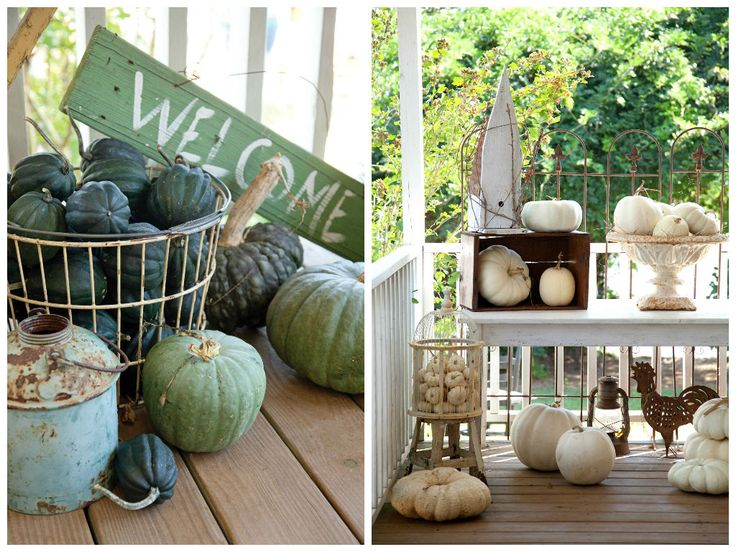 Backyard Pumpkin Patch Party :  In The Air on Pinterest  Fall containers, Thanksgiving and Pumpkins