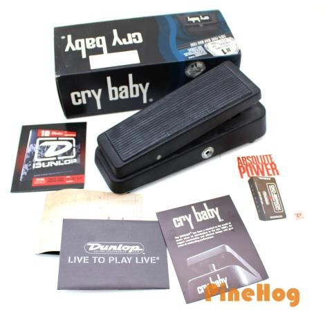 For Sale: Jim Dunlop GCB-95 Crybaby Cry Baby Wah Wah Guitar Effects Pedal