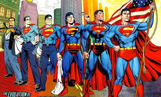 Los 15 cambios más impactantes en la historia de Superman
