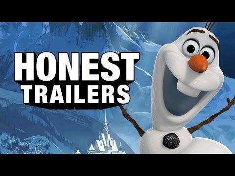 Honest Trailers - Frozen - YouTube
