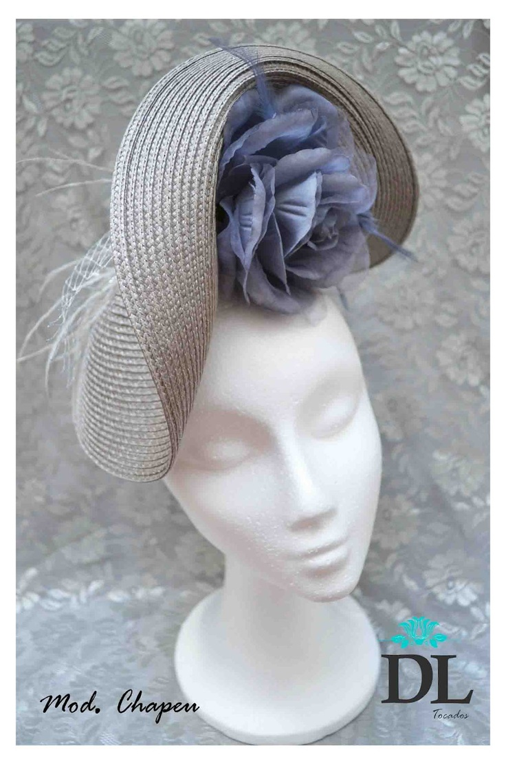 tocado online boda #millinery #judithm #hats