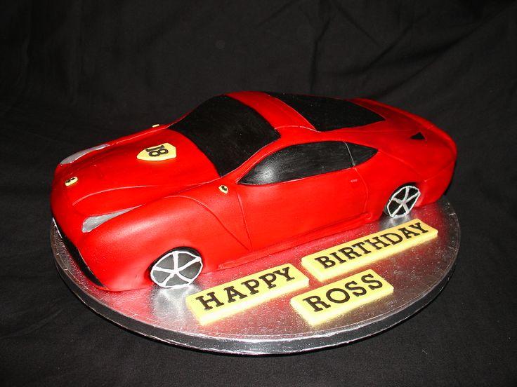 Ferrari Cars Cake Nice Cakes Photos 24647wall.jpg