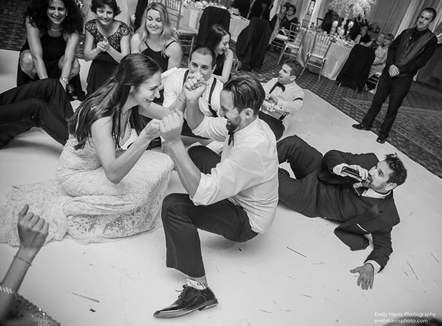 @tonycruzfla gets low with the #bride and #groom #giglife #southflorida #band #stage #gig #musician #music #southfloridamusic #weddingplanners #miamiweddings #fortlauderdaleweddings #jewishwedding #palmbeachweddings #orlandoweddings #weddingplanner #floridaweddings #weddings #dancefloor #jewishweddings #countryclubwedding #eventprofs #palmbeachwedding #party #dancefloor #fireball #getlow #tampaweddings #anighttoremember #evedeso #eventdesignsource - posted by South Florida's Heatwave Band…