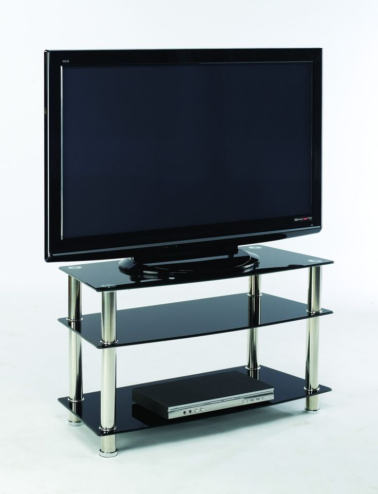 Bonsoni is proud to present this Trixie Black Glass by Lloyd Phillip & Delric which has Assembled Dimension: 940 x 450 x 550. A modern chrome and glass TV unit  http://www.bonsoni.com/trixie-black-glass-by-lloyd-phillip-delric