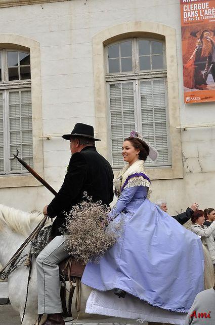 Arles - Fête des gardians