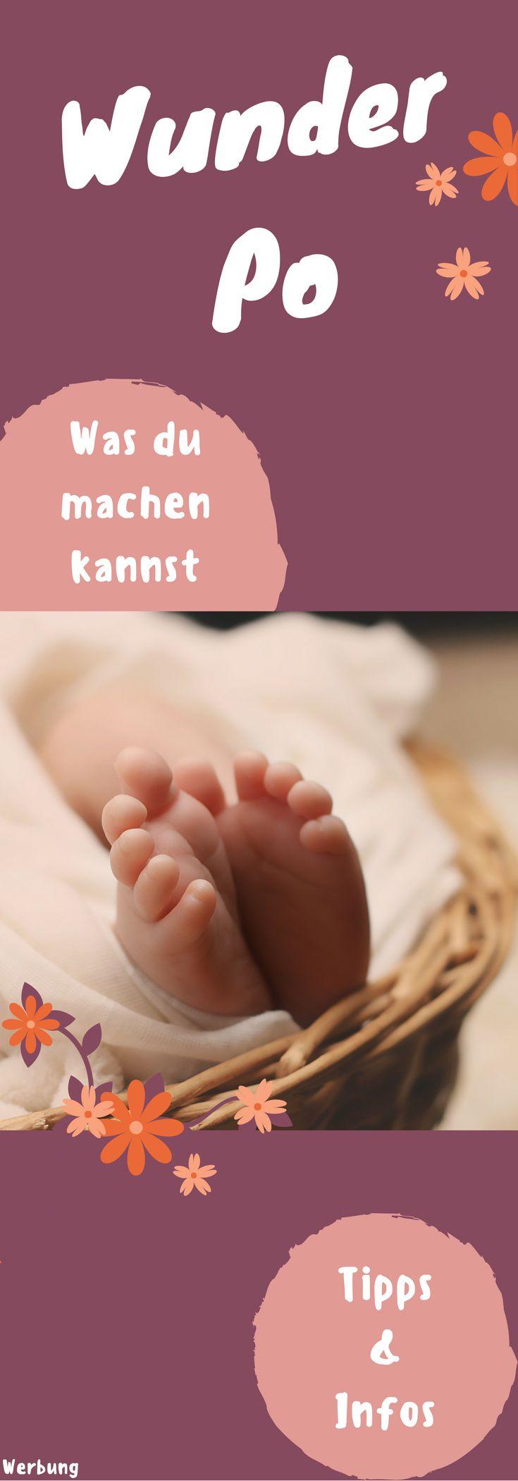 Was bei Windeldermatitis und gegen wundem Po wirklich hilft! #mütter #eltern #familie