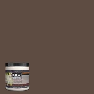 Yorktown House - Behr Roasted Nuts Trim in kitchen/family room Or Could be Bear Rug Brown