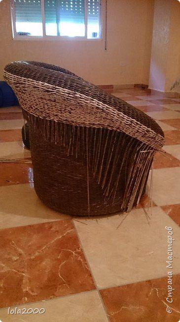 Поделка изделие Плетение воплощаю хотелки в жизнь Бумага Трубочки бумажные фото 6