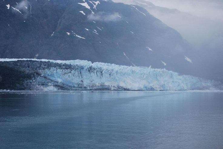 Glacier Bay from the cruise ship