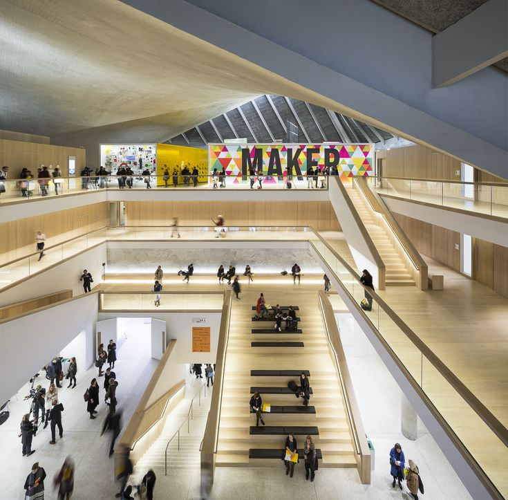 Gallery of A Look at London's New Design Museum Through the Lens of Luc Boegly & Sergio Grazia - 33