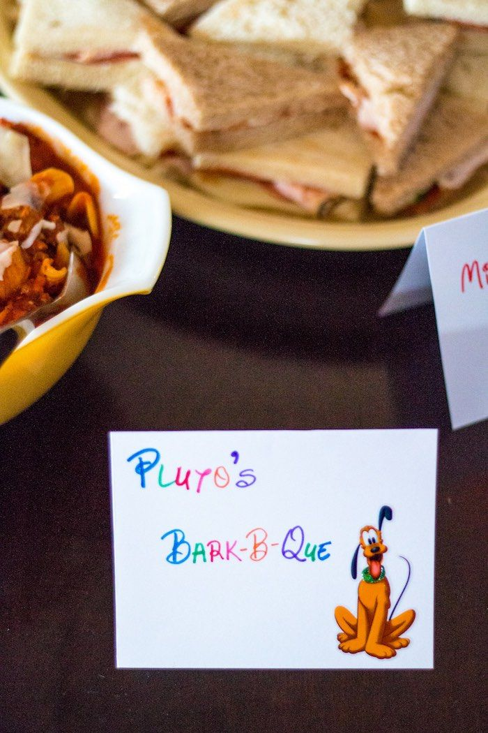 Best 25+ Mickey mouse food ideas on Pinterest | Minnie ...