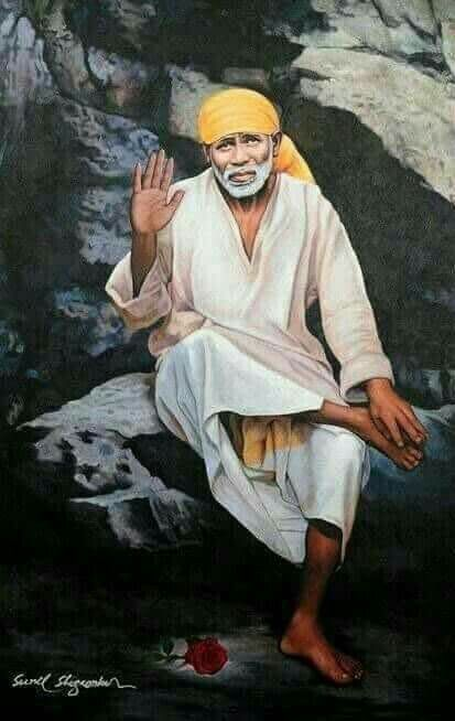 """"""" God is The soul of Life; God is The Granter, the Force, The Sustainer. """" - Sai Baba"""