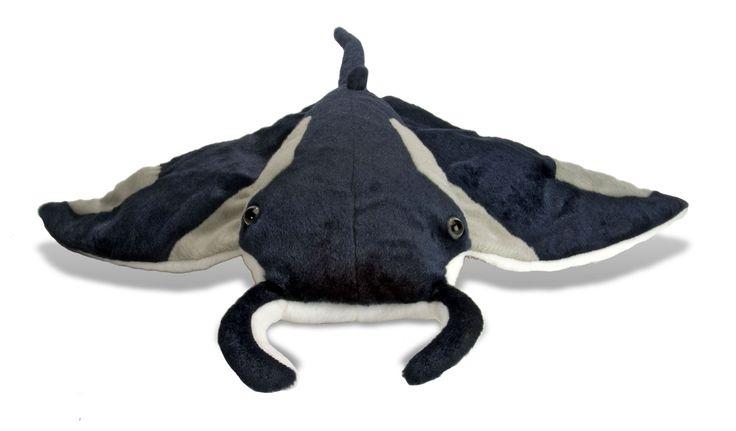 Cuddlekins Manta Ray 15-inch Plush