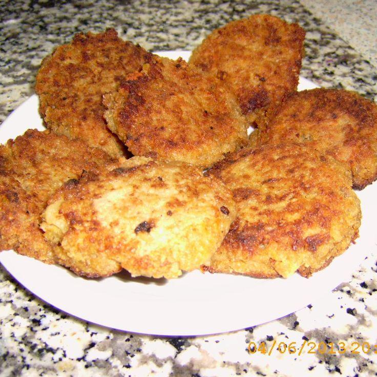 Rezept Grünkern-Frikadellen (vegetarisch) von Ragazza - Rezept der Kategorie sonstige Hauptgerichte
