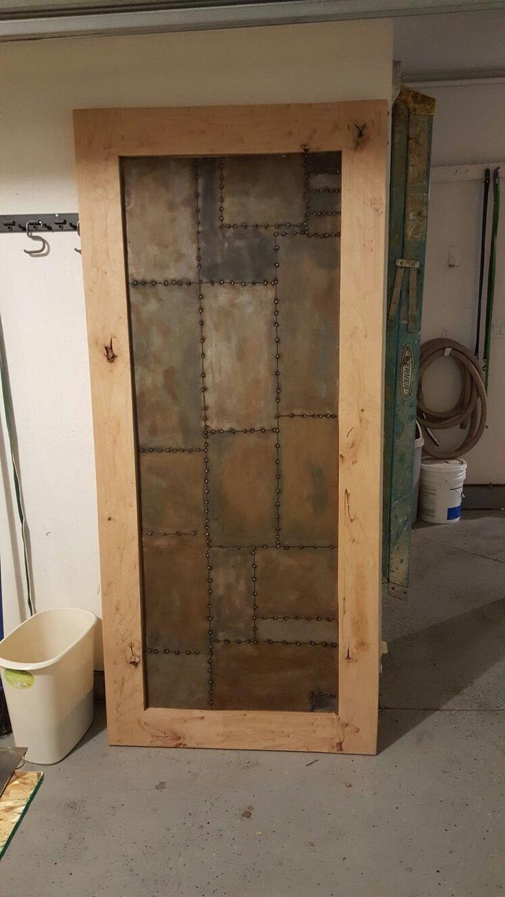 Steam punk door