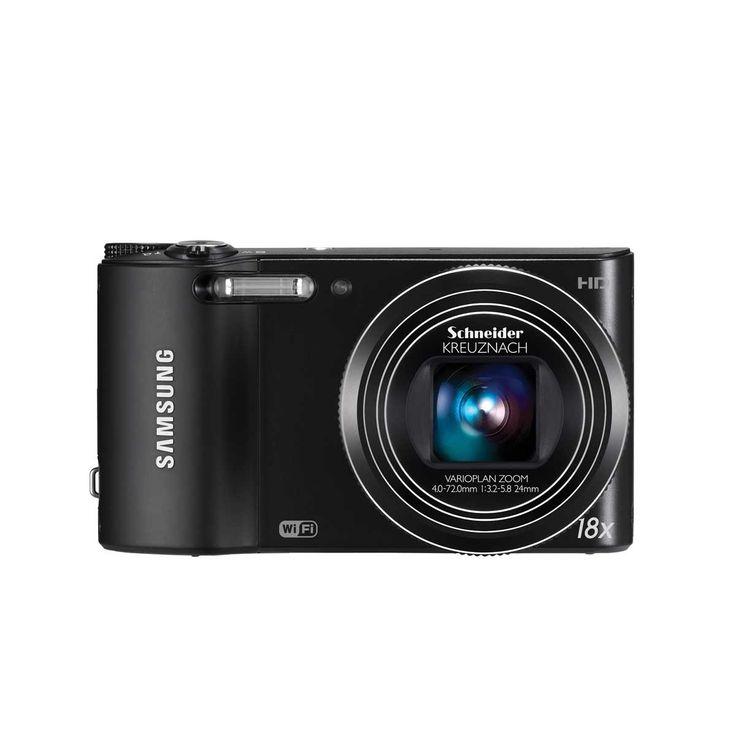 Get amazing offer on Samsung 14MP Digital Smart Camera - WB150B at Betta Electrical NZ