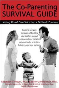 Create a successful parenting plan for children after divorce