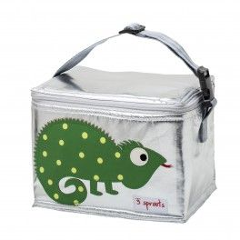 Sac isotherme lunch bag Iguane