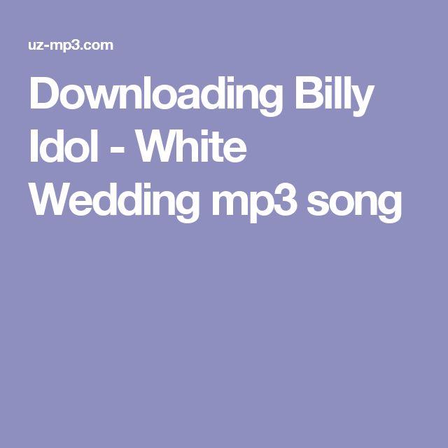 Downloading Billy Idol