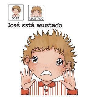 José Está Asustado Kindergarden Adapted Books Interactive Stories