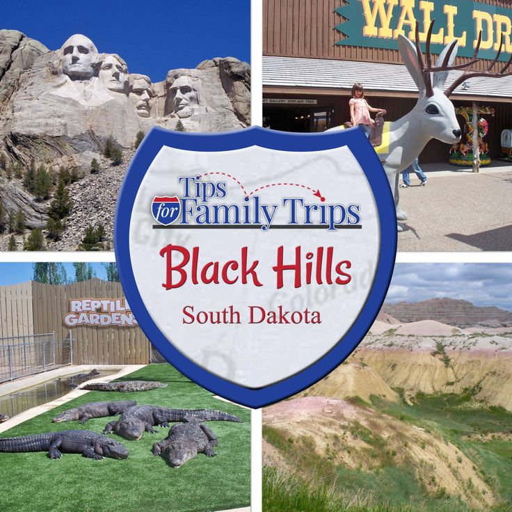 A Black Hills and Mount Rushmore Itinerary for Families
