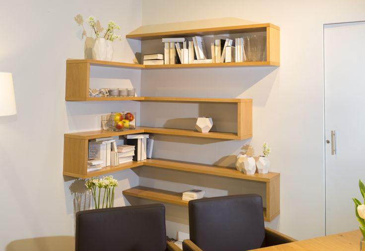 Snake shelves designed by Klose System półek Snake - marki Klose