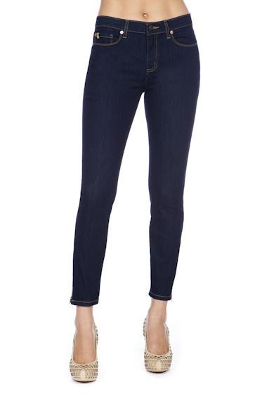 {high rise skinny Yoga Jeans} w/ ankle zips - I think I need a pair! shop.lousjeandbean.ca