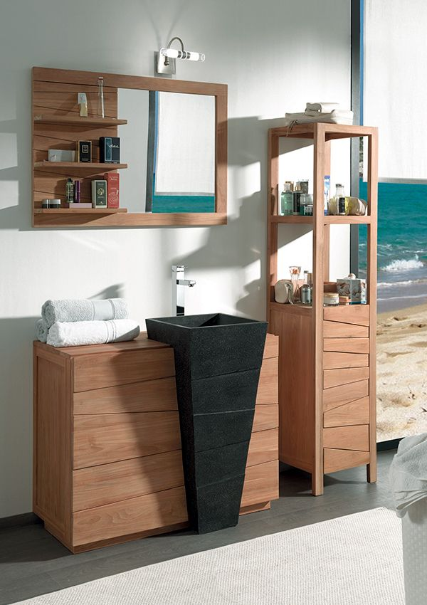 Best 25 vasque totem ideas on pinterest for Salle de bain komodo