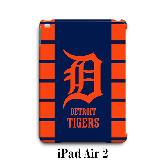 Detroit Tigers iPad Air 2 Case Cover Wrap Around