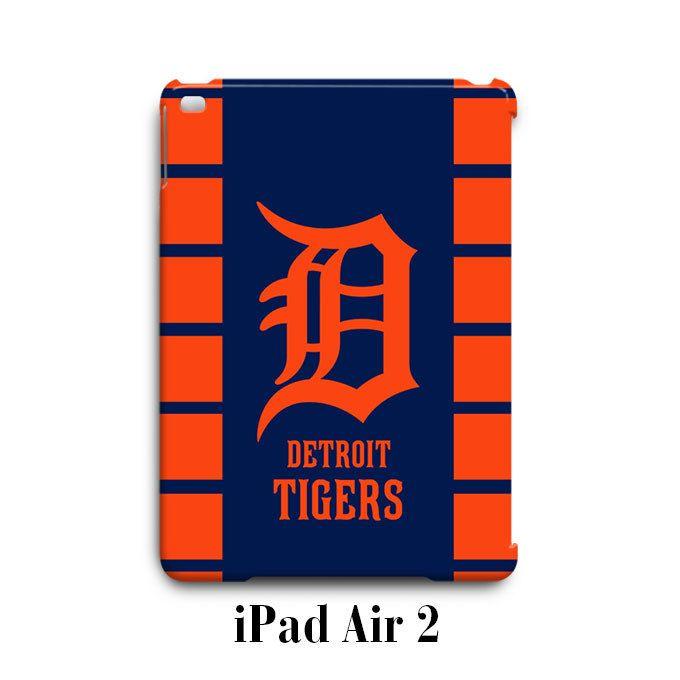 Detroit Tigers iPad Air 2 Case Cover Wrap Around