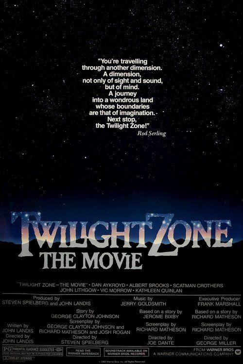 Watch Twilight Zone: The Movie 1983 Full Movie Online Free