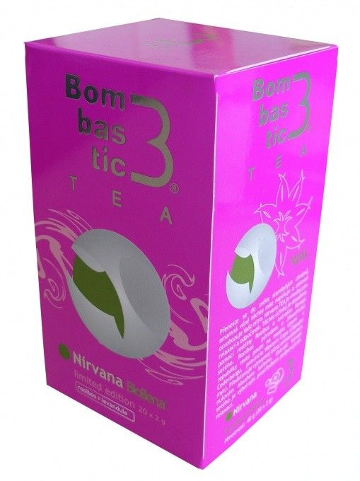 Bombastic Tea Nirvana