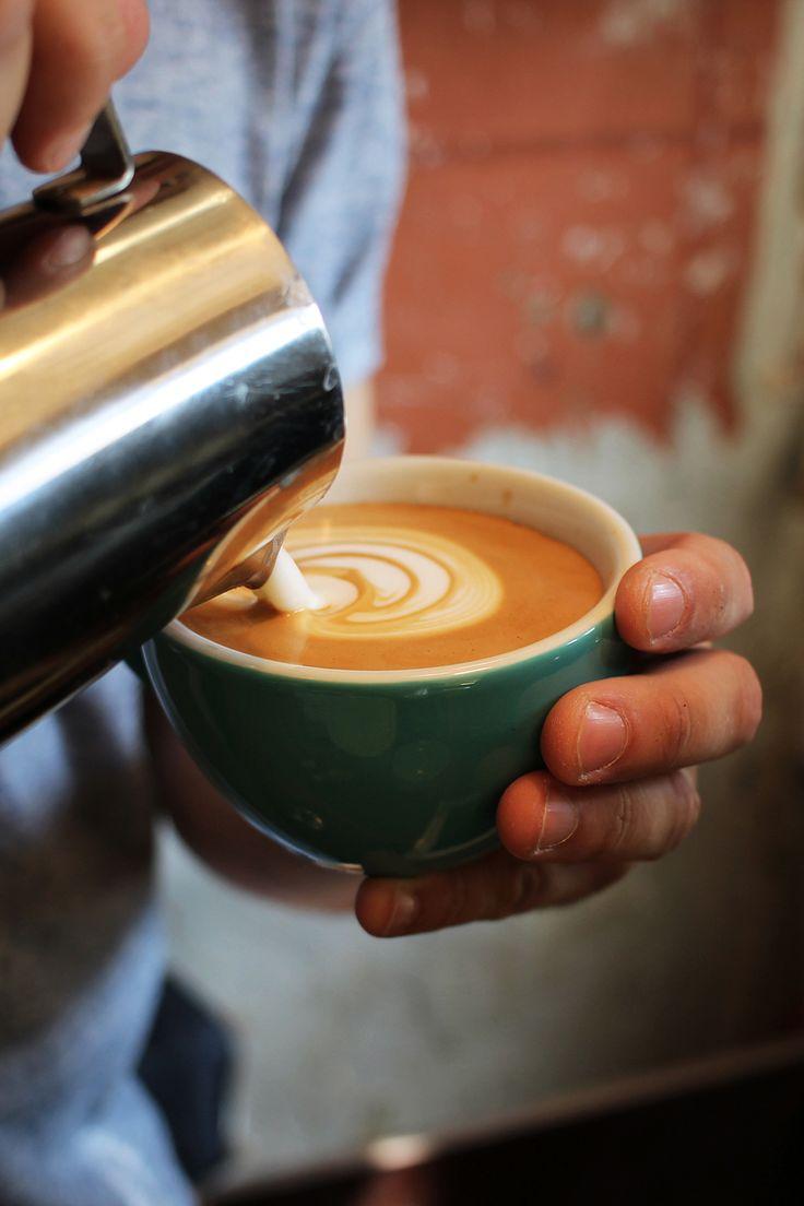 Playground Coffee (Hamburg) #thirdwave #specialtycoffee #flatwhite #latteart #barista #kaffeemitfreunden #hamburg