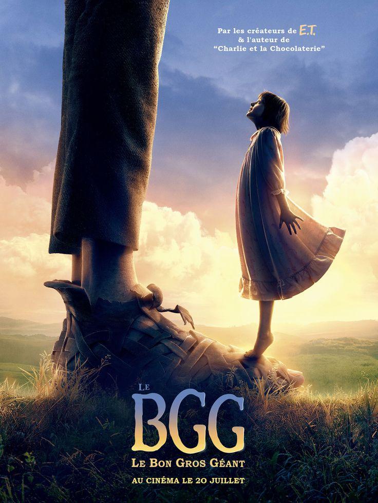Le Bon Gros Géant réalisé par Steven Spielberg. http://place-to-be.net/index.php/cinema/en-salles/1923-le-bon-gros-geant-realise-par-steven-spielberg
