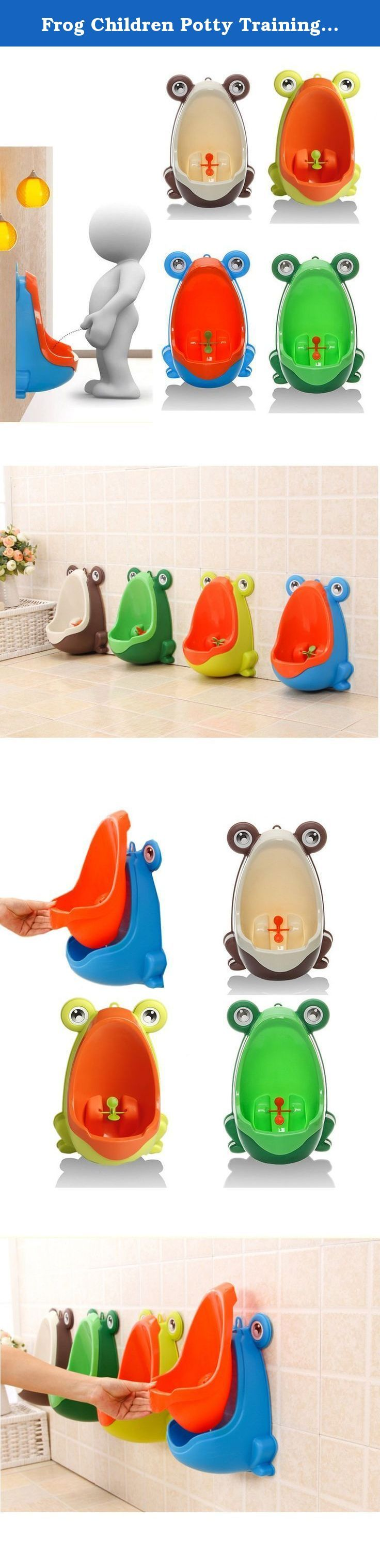 Frog Children Potty Training Toilet Kids Urinal For Boys Pee Trainer Bathroom-GREEN WITH ORANGE. Shipment : Shipping to: Americas, Europe, Asia Excludes: APO/FPO, Austria, Switzerland, Spain, Hong Kong, Kuwait, Cameroon, Japan, China, Taiwan, Jordan, Macau, Germany, Argentina, Italy, Palau, French Polynesia, Jersey, Bolivia Descriptions: 100% brand new and high quality Environmentally friendly material, nontoxic and no peculiar smell . Frog shape and rotating windmill improves your…