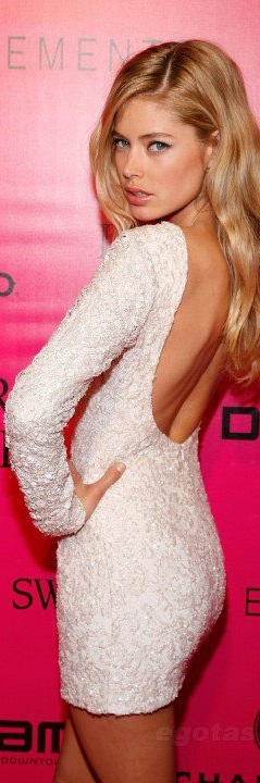sexy white dress #back