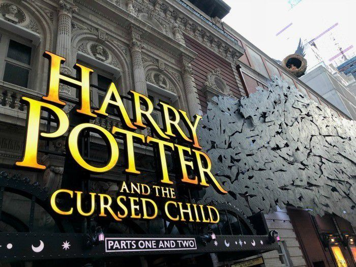 Tips For A Magical Harry Potter Weekend On Broadway Harry Potter Weekend Harry Potter Broadway Harry Potter Musical