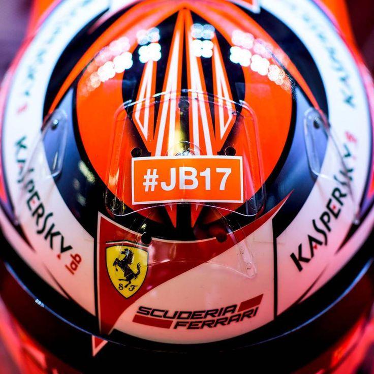 #DoItForJules _____ FP1 underway, Good luck Kimi, we need it this weekend! _____ #KimiVersusEverybody #CiaoJules _____ #KimiRaikkonen #F1 #Kimi #Raikkonen #ScuderiaFerrari #Ferrari