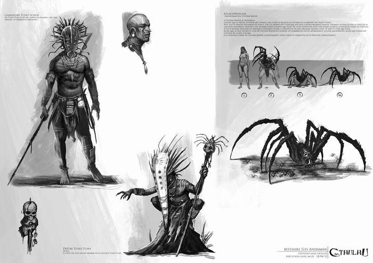 L'Appel de Cthulhu - le Rejeton d'Azathoth - éditions sans-détour - 2013