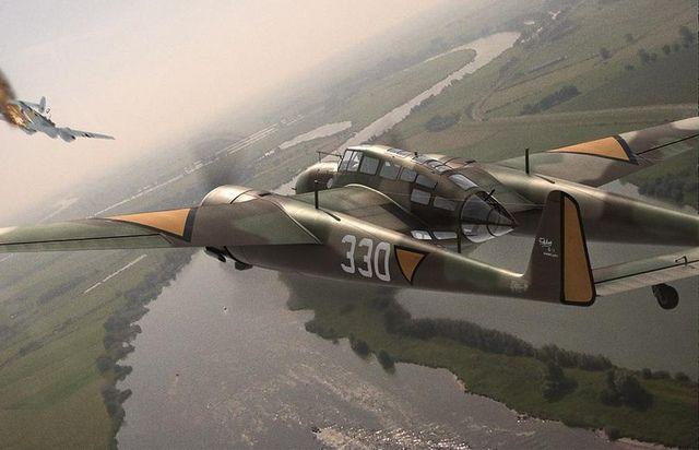 Fokker G.I Faucher 1
