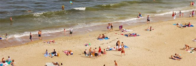 Scarborough Beach State Park   Rhode Island