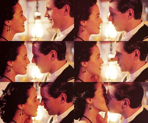 "3/14/14 4:59a ""Downton Abbey"" Lady Sybil Crawley & Tom Branson They are close. Allen Leech Jessica Findlay-Brown fanpop.com"